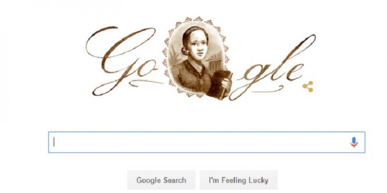 Google Peringati 137 Tahun Lahirnya RA Kartini