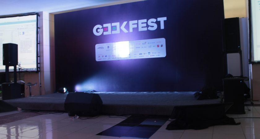 Geekfest, Pameran Teknologi Berbagai Kolaborasi