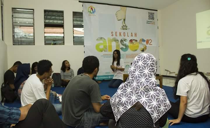 Sekolah Ansos #2 : Muda, Berkarya…!!