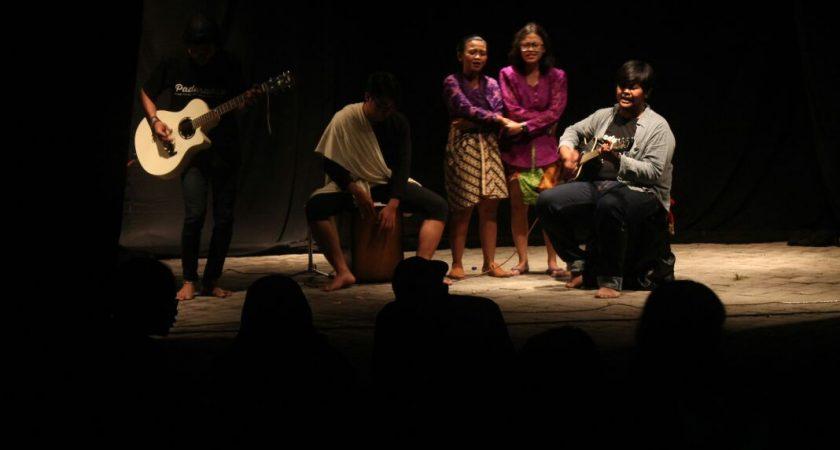 Suarakan Kemerdekaan dalam Balutan Seni Teatrikal