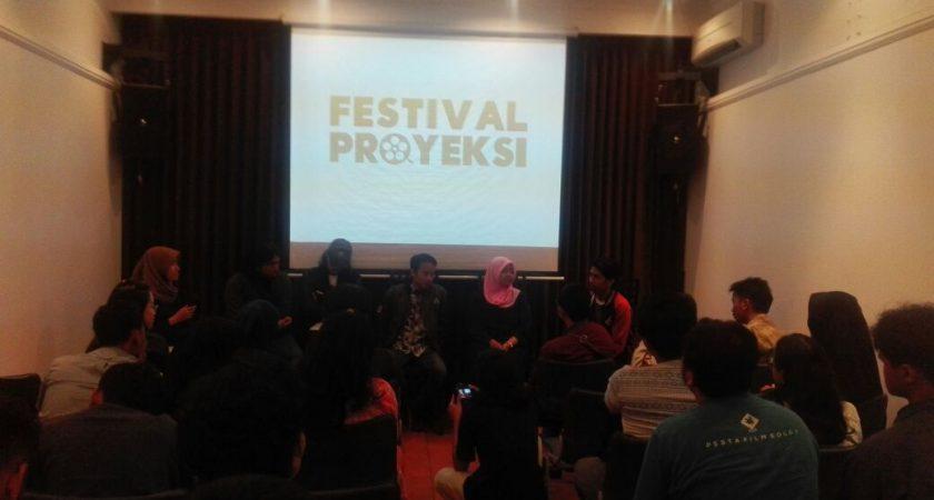 Festival Proyeksi 2018, Hadirkan Film Karya  Filmmaker Surabaya.