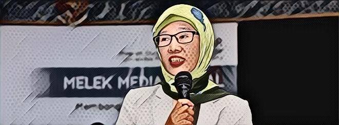 Sirikit Syah: Puisi Sukmawati dibalas Puisi Saja.