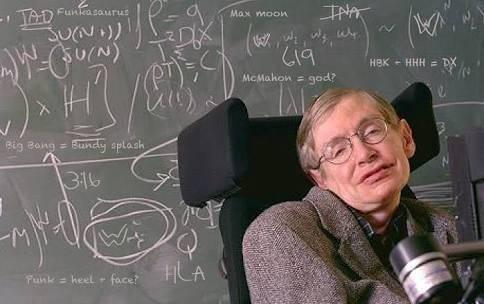 Kabar Kepergian Hawking dari Bumi