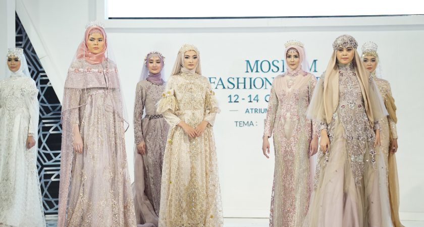 Moslem Fashion Festival: Etnik, Retro 90-an dan Nuansa 80-an