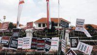 Dua Mahasiswa Diamankan Polisi, Saat Aksi Peringatan Hari Buruh International 2019