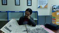 Menimba Penelitian Ilmu Sejarah di Ruang Koran